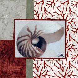 coral branch I | Obraz na stenu