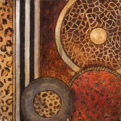 African Circles I | Obraz na stenu