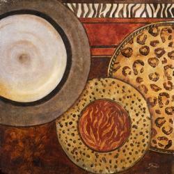 African Circles II | Obraz na stenu