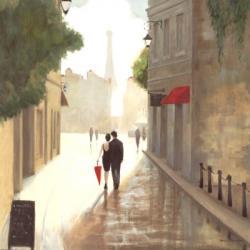Paris Romance I | Obraz na stenu