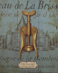 Antique Corkscrew III | Obraz na stenu