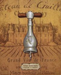Antique Corkscrew IV | Obraz na stenu