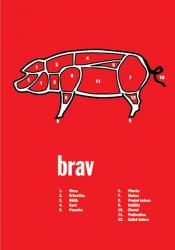 Prasa - mapa mäsa