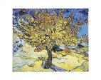 [The Mulberry Tree in Autumn, c.1889]