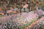 [The Artist's Garden at Giverny, c.1900]